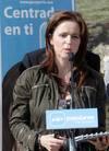Silvia Clemente visita Segovia para presentar el programa electoral del PP