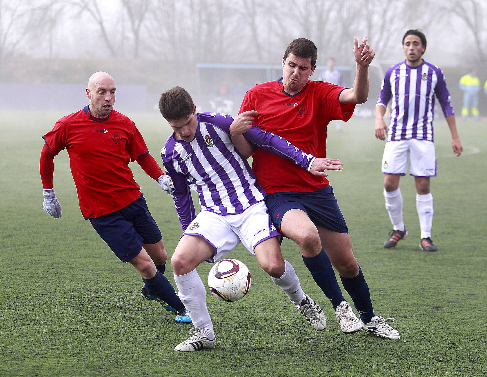Valladolid B (1-0) CD La Granja