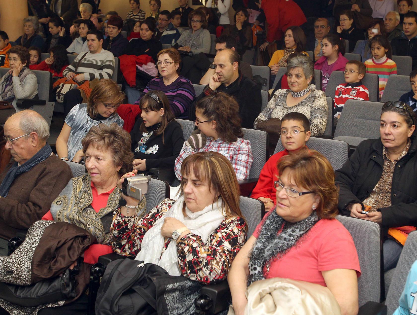 La Diputación entrega los premios del Concurso Provincial de Belenes
