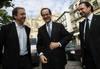 El presidente del Congreso, José Bono, visita Segovia
